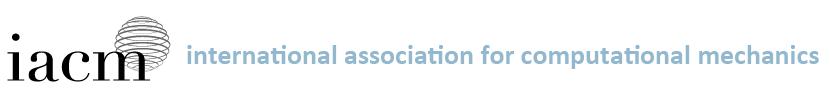 logo for International Association for Computational Mechanics