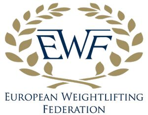 logo for European Weightlifting Federation