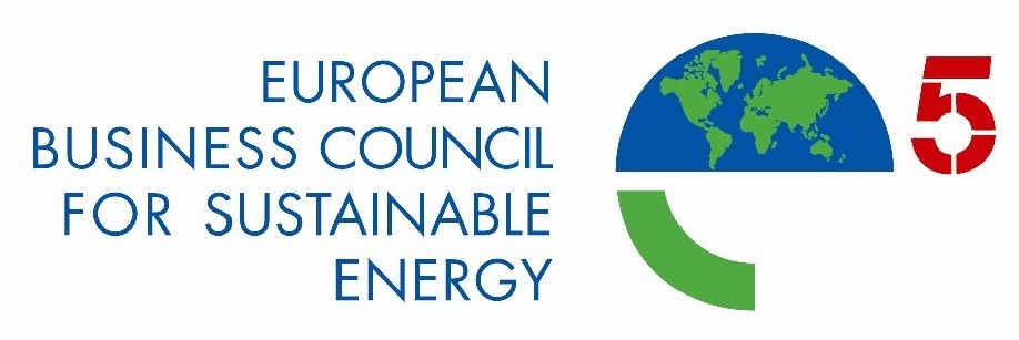 logo for European Business Council for a Sustainable Energy Future