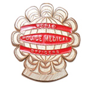 logo for Association of World Police Medical Officers in Clinical Forensic Medicine