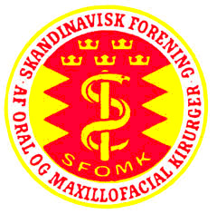 logo for Scandinavian Association of Oral and Maxillofacial Surgeons