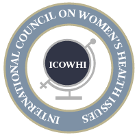 logo for International Council on Women's Health Issues