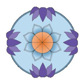 logo for Sakyadhita International Association of Buddhist Women
