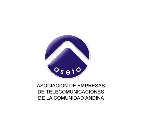 logo for Association of Telecommunication Enterprises of the Andean Community