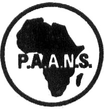 logo for Pan African Association of Neurological Sciences