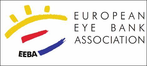 logo for European Eye Bank Association