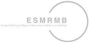logo for European Society of Magnetic Resonance in Medicine and Biology