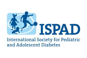logo for International Society for Pediatric and Adolescent Diabetes