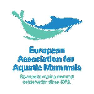 logo for European Association for Aquatic Mammals