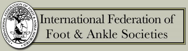 logo for International Federation of Foot  and  Ankle Societies