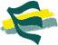 logo for European Greenways Association