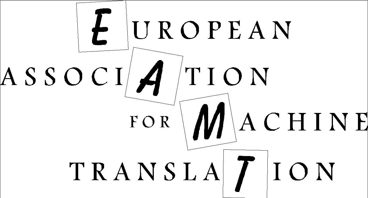logo for European Association for Machine Translation