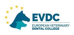 logo for European Veterinary Dental College
