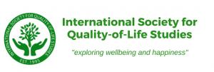 logo for International Society for Quality-of-Life Studies