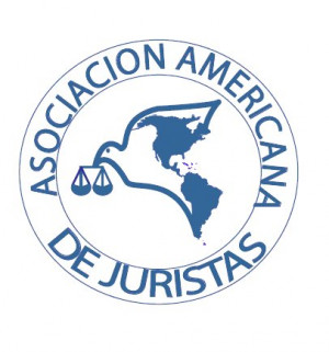 logo for Asociación Americana de Juristas