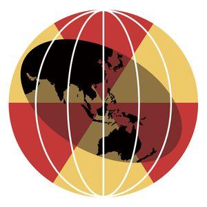 logo for Asian Oceanian Society of Radiology