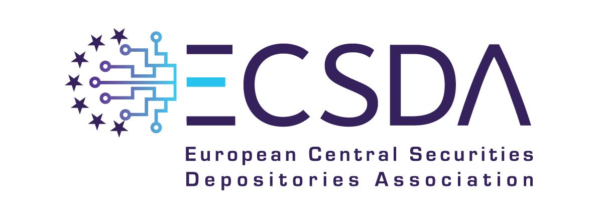 logo for European Central Securities Depositories Association