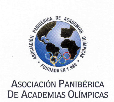 logo for Pan-Iberican Association of Olympic Academies