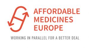 logo for Affordable Medicines Europe