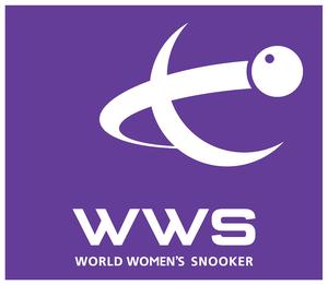 logo for World Womens' Snooker