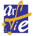 logo for Association de recherche et de formation sur l'insertion en Europe