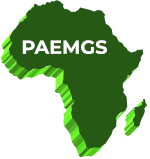 logo for Pan-African Environmental Mutagen and Genomic Society