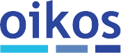 logo for oikos International - students for sustainable economics and management
