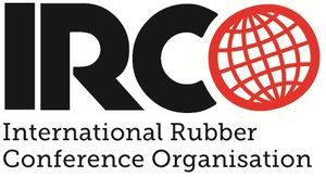 logo for International Rubber Conference Organisation