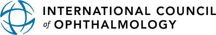 logo for International Council of Ophthalmology