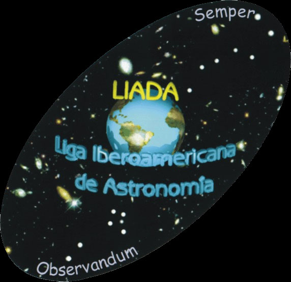 logo for Ibero-American Astronomy League