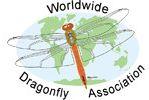 logo for Worldwide Dragonfly Association
