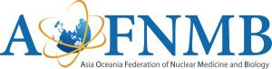logo for Asia and Oceania Federation of Nuclear Medicine and Biology