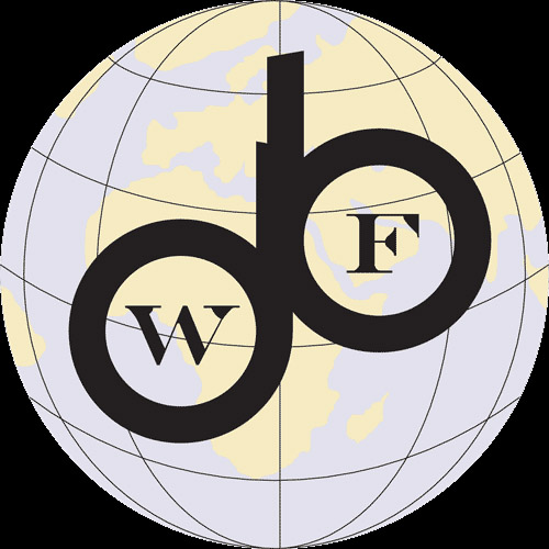 logo for World Federation of the Deafblind