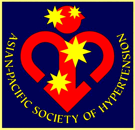 logo for Asian-Pacific Society of Hypertension