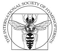 logo for International Society of Hymenopterists