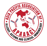 logo for Asia Pacific Association of Allergy, Asthma and Clinical Immunology