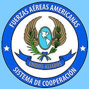 logo for Sistema de Cooperación entre las Fuerzas Aéreas Americanas