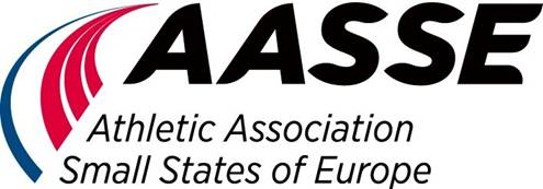 logo for Athletic Association of the Small States of Europe