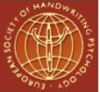 logo for European Society of Handwriting Psychology