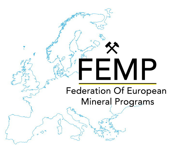 logo for Federation of European Mineral Engineering Programs