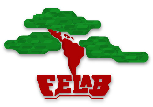 logo for Latin American and Caribbean Bonsai Federation