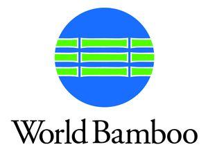 logo for World Bamboo Organization