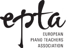 logo for European Piano Teachers' Association