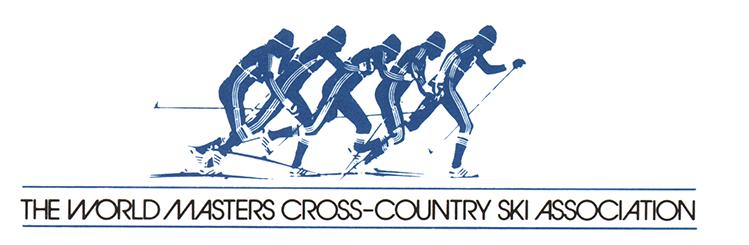 logo for World Masters Cross-Country Ski Association
