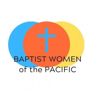 logo for Baptist Women of the Pacific