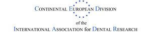 logo for Continental European Division of the International Association for Dental Research