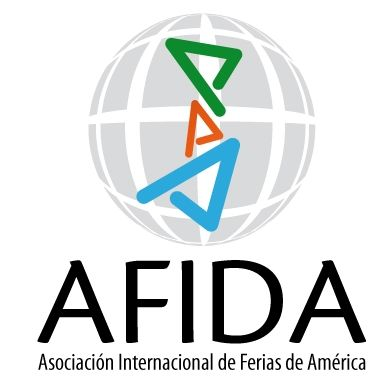 logo for International Association of Exhibitions in Latin America