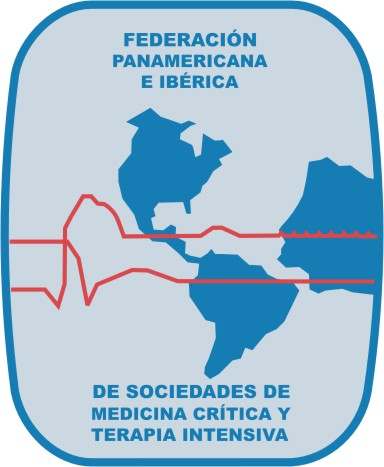 logo for Pan American and Iberian Federation of Critical Medicine and Intensive Care Societies