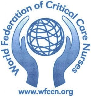 logo for World Federation of Critical Care Nurses