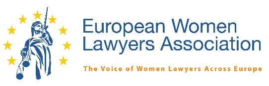 logo for European Women Lawyers' Association